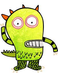monster images for kids. Exellent Monster Monster Clip Art Kids Green Cartoon Throughout Monster Images For Kids