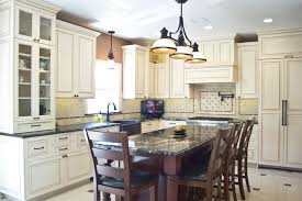white painted glazed kitchen cabinets. Traditional Kitchen With White Painted Cabinets Glazed Finish Traditional-kitchen A