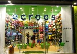 crocs office. Decline: In October 2007, The Company Was At Its Peak With A $6billion Crocs Office