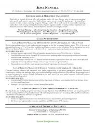 Sales And Marketing Resume Examples Newest Sales Manager Resume Examples Pdf Senior Sales And Marketing 2