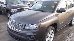 2015 Jeep Compass North - YouTube