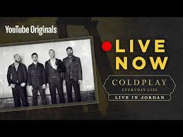 <b>Coldplay</b> is Performing <b>Live</b> Now From Jordan (<b>Coldplay</b>: Everyday ...