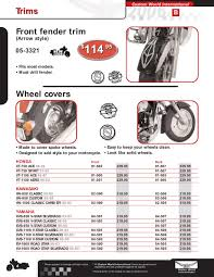 custom world international motorcycle parts catalog by custom