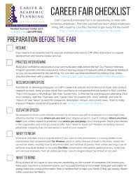 Recruiter Career Fair Evaluation Form It Is Our Sincere Hope That