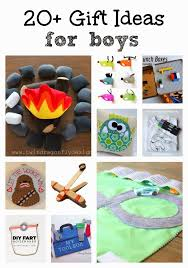 20 DIY Gift Ideas For Boys » Dragonfly DesignsChristmas Diy Gifts For Kids
