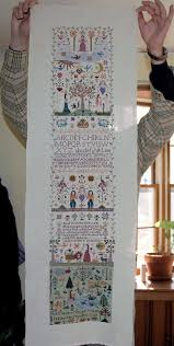 And They Sinned Cross Stitch Chart And They Sinned From Examplar Dames Design Co Cross