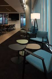 contemporary office interior. Contemporary Office Interiors By Magnus + Associates, Staff Cafe, Canteen, Break Out Area. Interior O