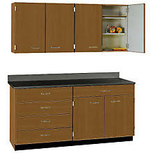 wall cabinet office. five drawer six door wall and base cabinet set 60 office m