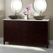 sink bowls for bathrooms. Bathroom Sink Bowls With Vanity : Furniture Idea Dark Brown Using White Top For Bathrooms