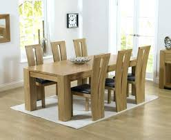 dining room furniture oak. Delighful Oak Light Oak Dining Table Room Chairs And   Intended Dining Room Furniture Oak H
