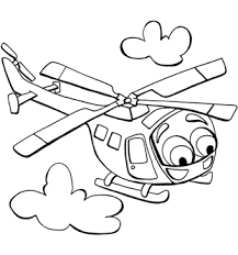Small Picture Printable helicopter coloring pages color transportation sheets