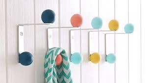 colorful coat hooks.  Hooks And Colorful Coat Hooks Loweu0027s