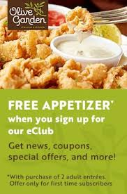 sign up for olive garden eclub