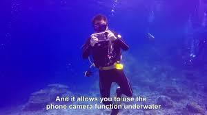 <b>PULUZ 40m</b>/<b>130ft Waterproof</b> Diving <b>Housing</b> Photo Video Taking ...