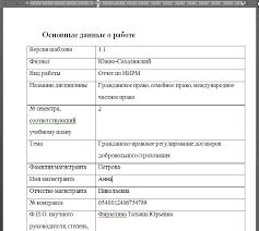 Заказать Научно исследовательскую работу для магистра НИРМ СГА  Оформят НИРМ в специальный электронный шаблон предназначенный исключительно для написания отчетов по научно исследовательской практике
