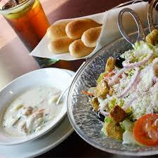 photo of olive garden italian restaurant secaucus nj united states creamy en