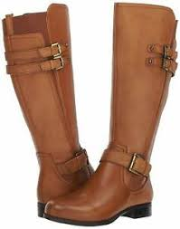 Details About Naturalizer Womens Jessie Closed Toe Over Knee Fashion Boots Brown Size 12 0 0