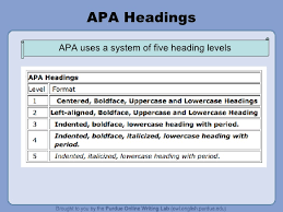 Apa Paper Heading Research Paper Headers Apa How To Cite Apd Experts Manpower Service