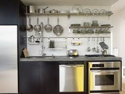 The systems can be configured to fit any space, from a single rail over the  range to a full-kitchen system.