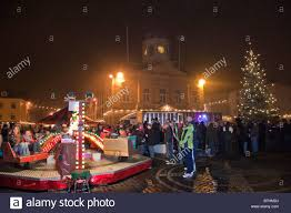 Kelso Christmas Lights Kelso Scotland Uk Christmas Funfair For Switching On The