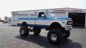 1970 Chevrolet Pickup Truck 4x4 Stock # 134540 for sale near ...