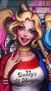 Iphone 8 Plus Harley Quinn Wallpaper ...