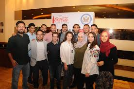 aspiring jordanian students prepare for international entrepreneurial mena scholarship program