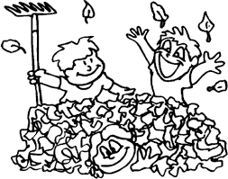 Small Picture Fall Coloring Pages For Childrens Church Coloring Pages