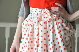 Skirt Patterns With Pockets Simple The Gathered Drape Skirt With Pockets Tutorial