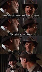 Indiana Jones Quotes Gorgeous Drs Henry And Indiana Bones Everyone Funny Pictures Funny