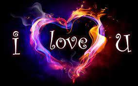 I Love You Heart Wallpaper 3d - Love ...