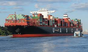 container ship container ship port