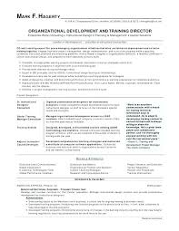 Training Coordinator Resume Sample
