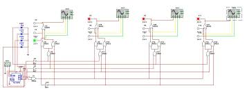 traffic light wiring diagram traffic auto wiring diagram ideas 4 way traffic light schematic diagram wiring diagram and schematic on traffic light wiring diagram