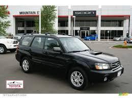 subaru forester 2005 black. Perfect Subaru Obsidian Black Pearl Subaru Forester Throughout 2005 U