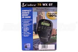 cb distributing cobra 75 wx st 40 channel remote c75wxst cb distributing cobra 75 wx st 40 channel remote part number c75wxst