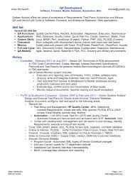 Qa Tester Resume Sample Software Tester Resume Examples Free Postcard Templates For Manual 47