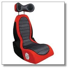 Lumisource BM-PULSE Boom Video Game Chair With Speakers
