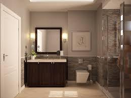 Homey Inspiration  Half Bathroom Design Home Design Ideas - Half bathroom remodel ideas