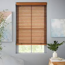 wood blinds. Simple Wood Special Order Bali Wood Blinds  Large 56 To