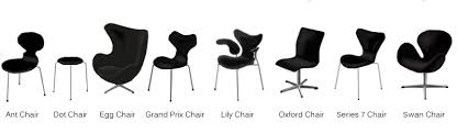 arne jacobsen furniture. Arne Jacobsen\u0027s Chair Designs Jacobsen Furniture