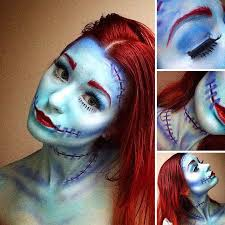 best 25 sally makeup ideas on sally ideas with nightmare before