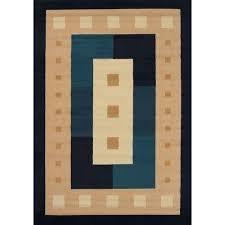s blue accent rug wayfair rugs