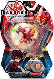 Bakugan mechtanium surge darkus helios mk2 520gs! Bakugan Spinmaster Battle Planet Cyndeous 8cm Ultra Actionfigur Trading Card Amazon De Spielzeug
