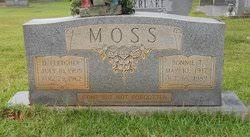 Bonnie Timberlake Moss (1917-1989) - Find A Grave Memorial