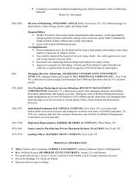 Sample Private Equity Resume