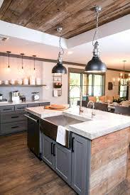 Farmhouse Kitchen Cabinet Ideas To Make Your Kitchen Design More
