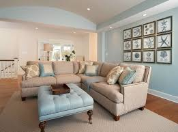 Light Blue Walls In Living Room
