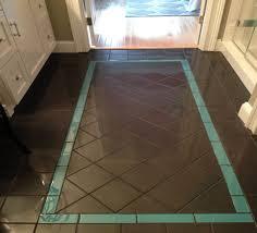 bathroom floor porcelain retroactive ebony 6x6 diagonal area rug glass color appeal 2x8 fountain blue custom