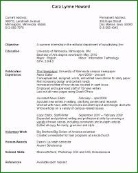 Example Resume College Student Sample College Student Resume Fabulous College Graduate